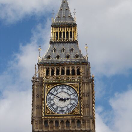 london, bigben, tower, Nikon COOLPIX L31
