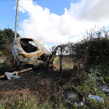 car crash, accident, car, Canon EOS 6D