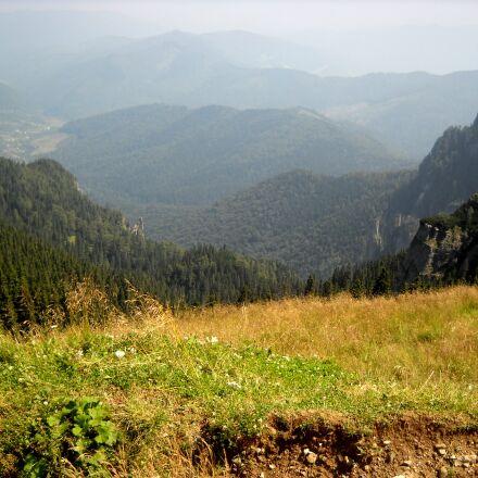 mountains, transylvania, nature, Nikon COOLPIX L19
