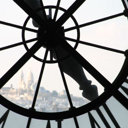 paris, city, panorama, Canon EOS 1100D