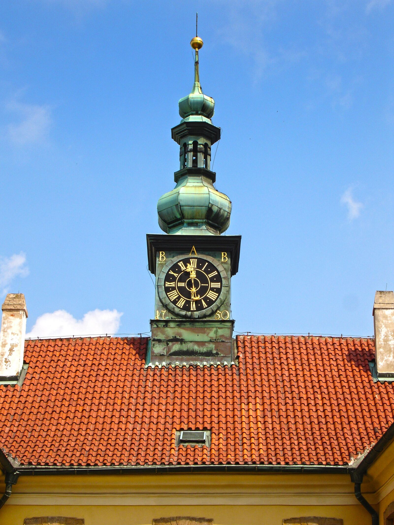 bohemia, kladno, tower