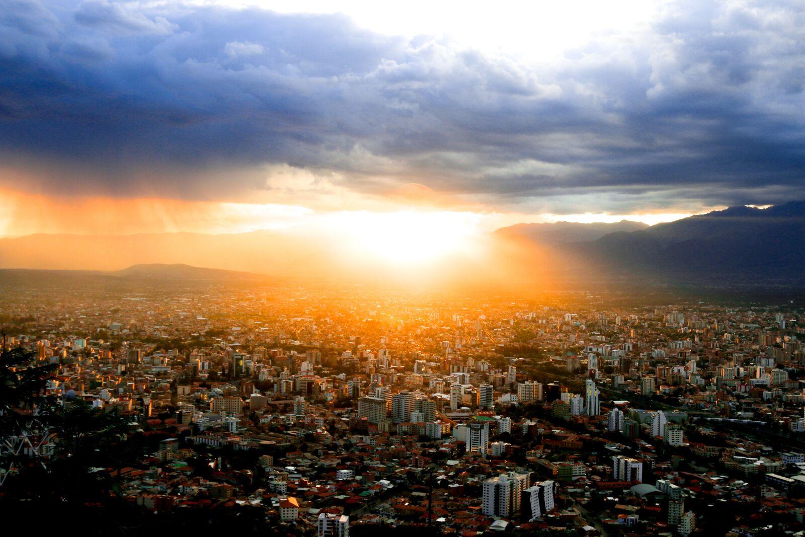 "Canon EOS 70D sample photo. ""Cityscape, sunset, city"" photography"