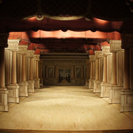 theater, paint, decor, Sony NEX-5