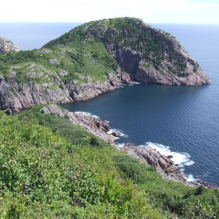 cove, newfoundland, coast, Fujifilm FinePix S5200