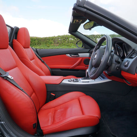 bmw, z4, car, red, Sony ILCE-6000