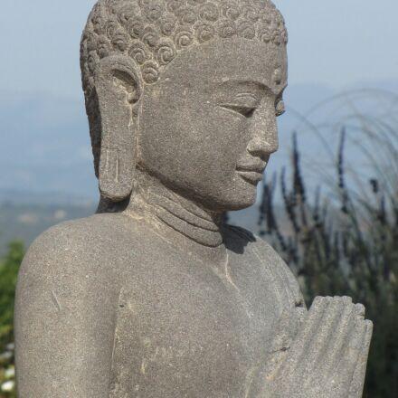 buddha, prayer, h, Canon POWERSHOT SX1 IS