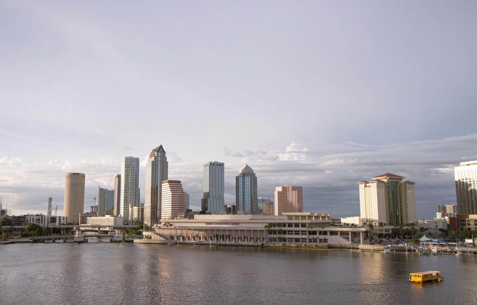 "Canon EOS 7D sample photo. ""Skyline, city, downtown"" photography"