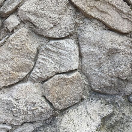 wall, stones, background, Apple iPhone 6s