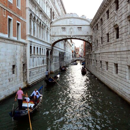 bridge of sighs, venice, Nikon 1 S1
