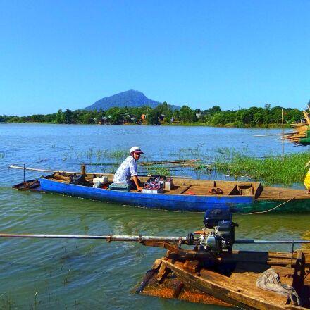 everyday, river, sailing, Fujifilm FinePix F70EXR
