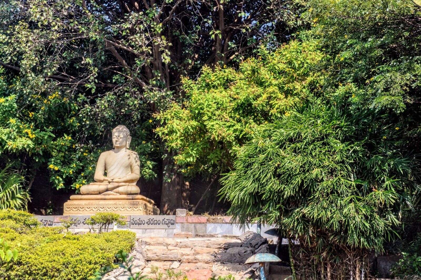 """Nikon D5200 sample photo. """"Gautama, buddha, statue, in"""" photography"""