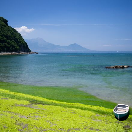 kumamoto, coast, natural, Panasonic DMC-GX1