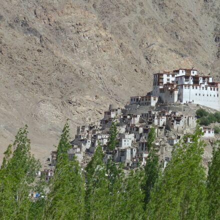 leh, india, monastery, Panasonic DMC-ZS7