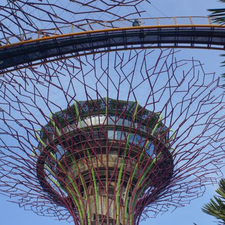 singapore, gardens, marina, Sony SLT-A65