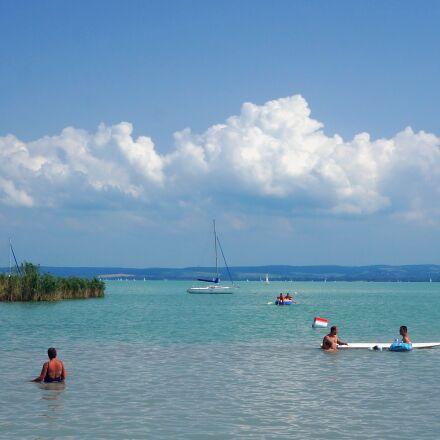 waterfront, lake balaton, hungary, Sony ILCE-3000