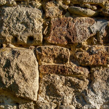 wall, stone, texture, Pentax K10D