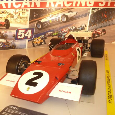 auta, f1, ferrari, muzeum, Panasonic DMC-FX60