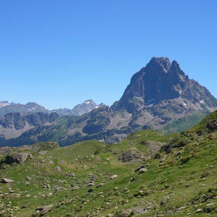 mountain, pyr n es, Panasonic DMC-FS3