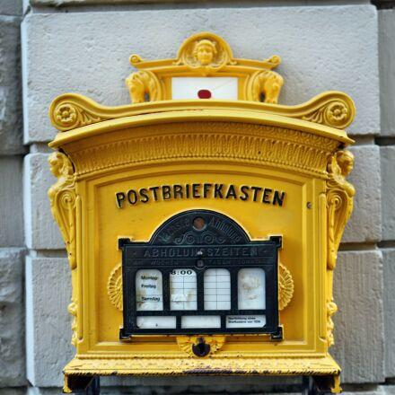 mailbox, old, historically, Canon EOS 750D