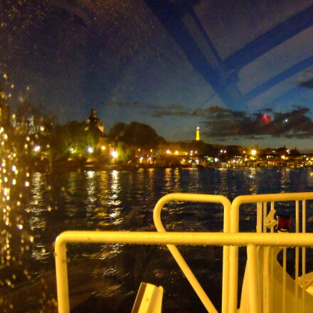 paris, river, Fujifilm FinePix F30