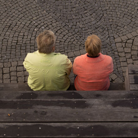 bench, couple, love, lovely, Sony SLT-A58