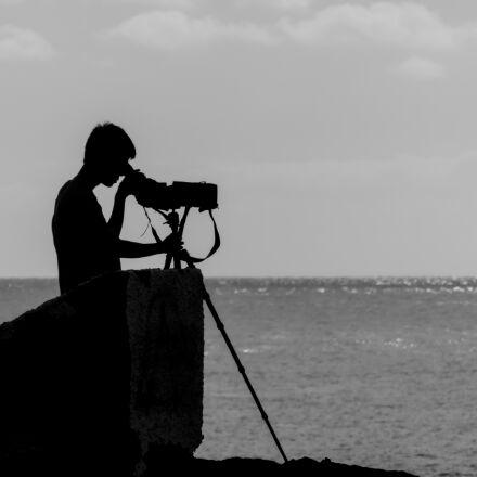 watch, binoculars, view, Panasonic DMC-FZ300