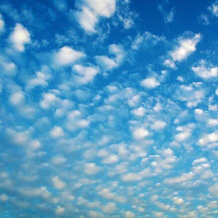 sky, clouds, unbelievable, Fujifilm FinePix S2980