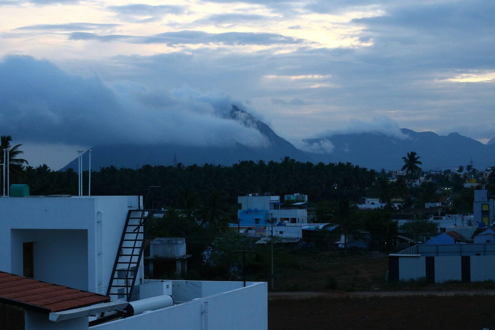 "Canon EOS 760D (EOS Rebel T6s / EOS 8000D) sample photo. ""Sky, cloud, night"" photography"