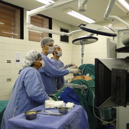 surgery, nephrectomy, laparoscopy, Sony DSC-HX1