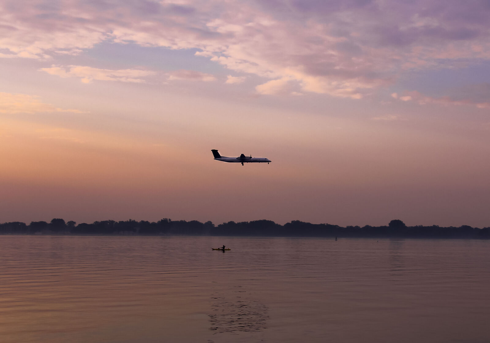 """Canon EOS 60D sample photo. """"Flying, island, airport, kayak"""" photography"""