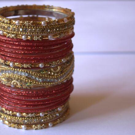 bracelet, jewelry, colorful, decoration, Canon EOS 500D