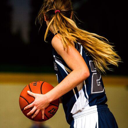 basketball, player, girls basketball, Canon EOS-1D MARK II N