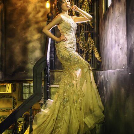 dress, gorgeous, luxury, Canon EOS-1D MARK IV