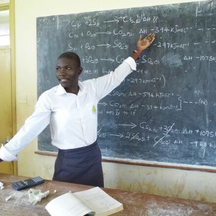 school, chemistry, uganda, Panasonic DMC-LZ20