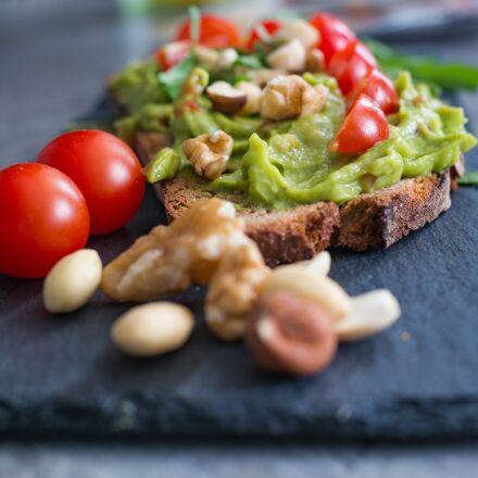 avocado, tomatoes, healthy, Samsung NX30