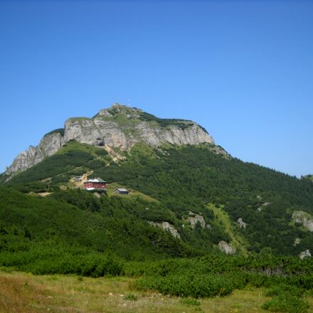 mountains, transylvania, landscape, Nikon COOLPIX L19