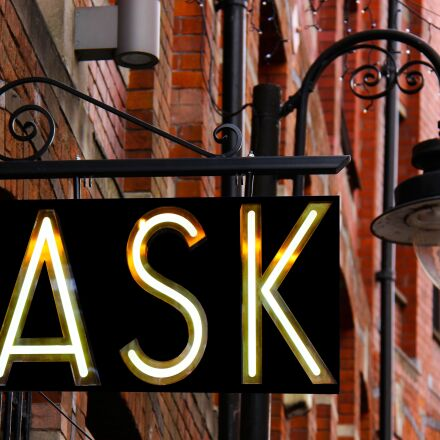 ask, sign, design, Canon EOS 700D