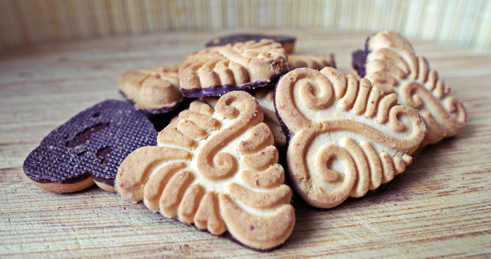 """Sony a6400 sample photo. """"Cookies, sweet, domacica"""" photography"""