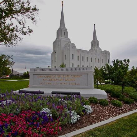 brigham, city, lds, temple, Canon EOS REBEL T3