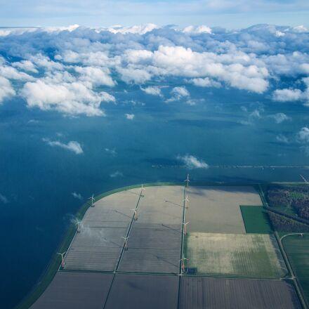netherlands, nederland, above, Olympus E-PL1