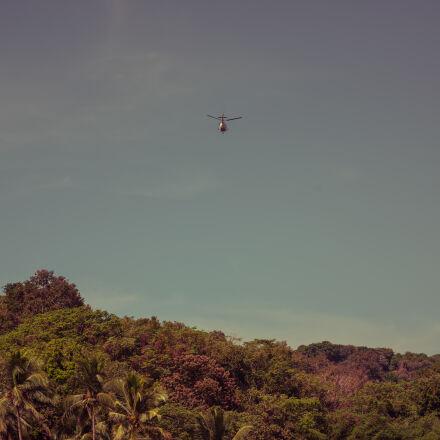 ab, dz, chopper, flying, Nikon D750
