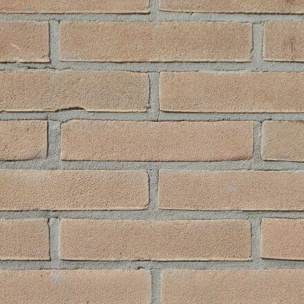 bricks, stone face view, Nikon COOLPIX L830