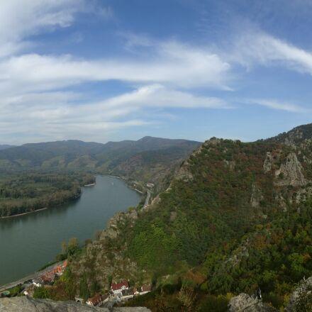 austria, river, danube, Sony DSC-WX300