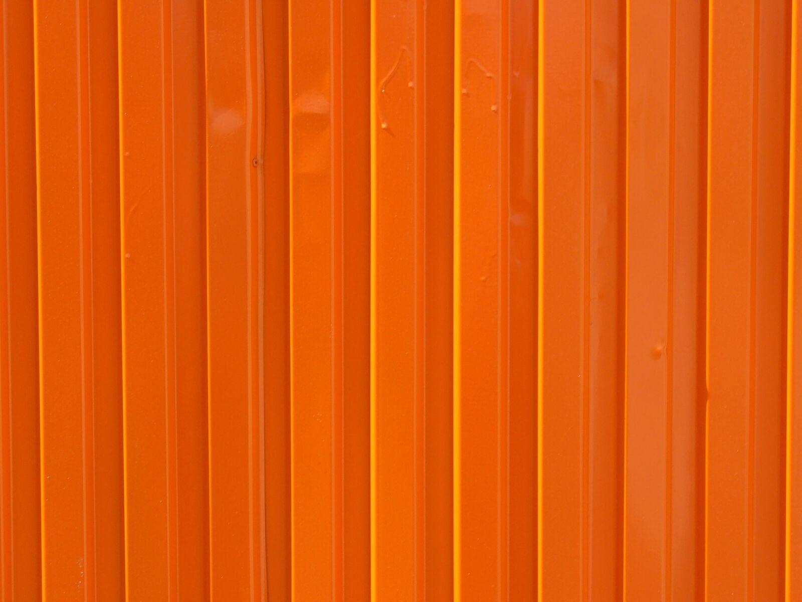 "Panasonic DMC-LZ1 sample photo. ""Orange, structure, container"" photography"