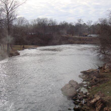 stream, river, riverbank, Sony DSC-T700