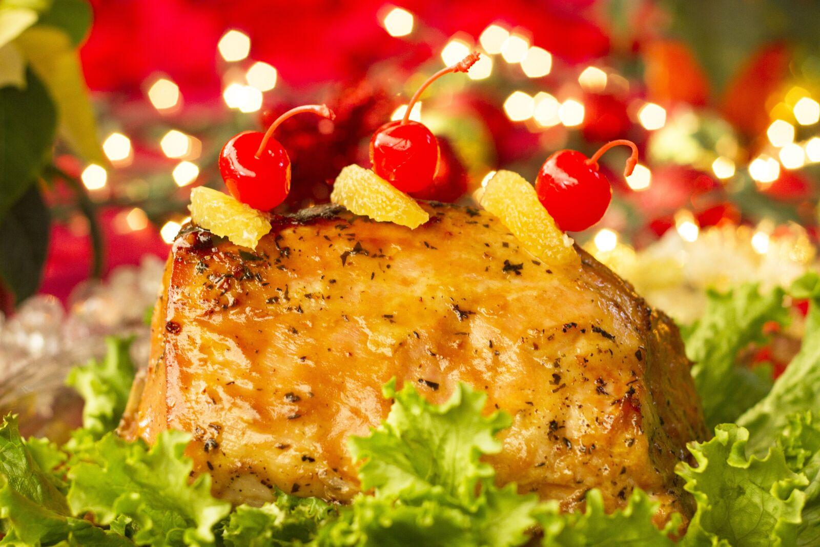 "Canon EOS 7D sample photo. ""Christmas food, food, dinner"" photography"