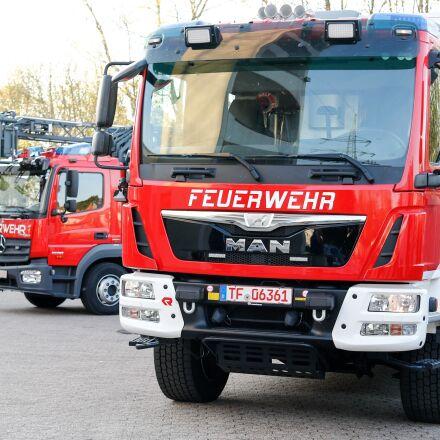 fire, fire truck, new, Canon EOS 7D MARK II