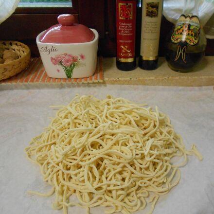 pasta, fresh pasta, homemade, Nikon COOLPIX S2600
