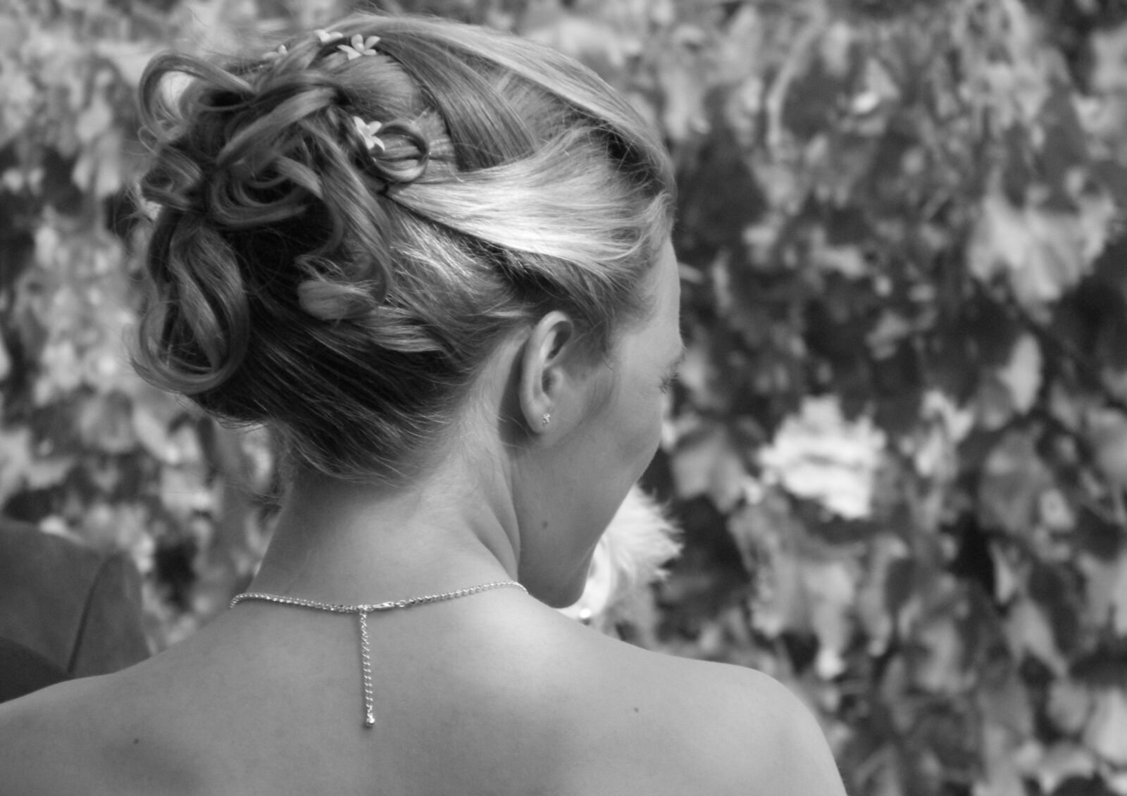 wedding, woman, bride