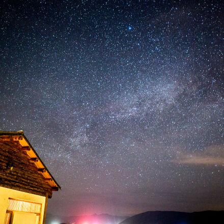 countryside, night, sky, stars, Canon EOS 6D